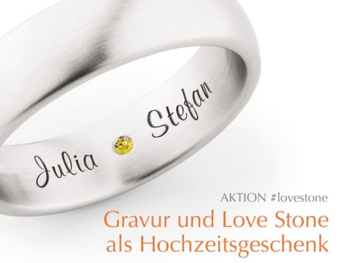 gravur love stone christian bauer